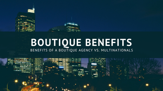 Why Choose a Boutique Web Designing Agency over a Bigger Firm?